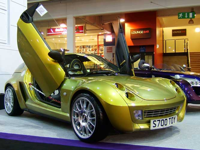 S700 TOY Smart Roadster